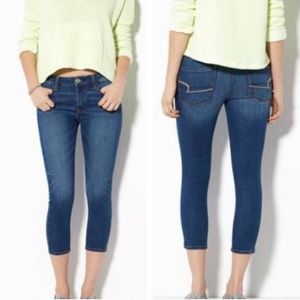 American EagleHi Rise Jegging Crop Jeans